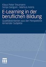 E-Learning in der beruflichen Bildung