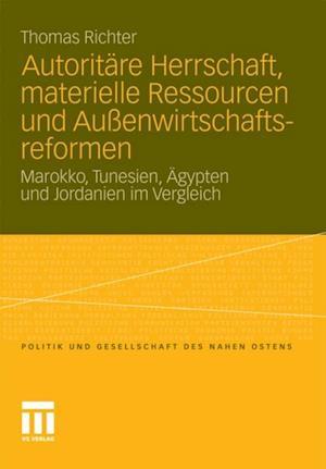 Autoritare Herrschaft, materielle Ressourcen und Auenwirtschaftsreformen af Thomas Richter
