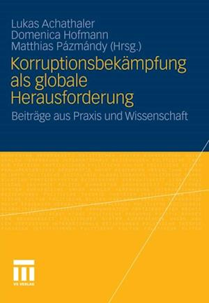 Korruptionsbekampfung als globale Herausforderung