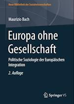 Europa ohne Gesellschaft