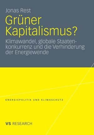 Gruner Kapitalismus? af Jonas Rest