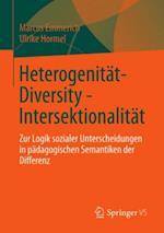 Heterogenitat - Diversity - Intersektionalitat af Marcus Emmerich