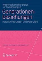 Generationenbeziehungen af Wiss. Beirat fur Familienfragen