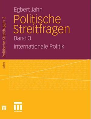 Politische Streitfragen af Egbert Jahn