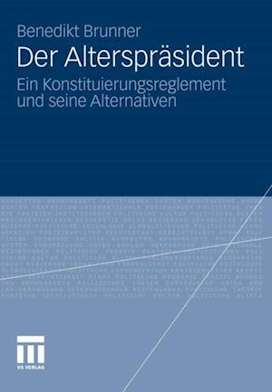 Der Altersprasident af Benedikt Brunner