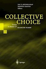 Collective Choice af Jac C Heckelman, Dennis Coates, Mancur Olson