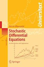 Stochastic Differential Equations (Universitext)
