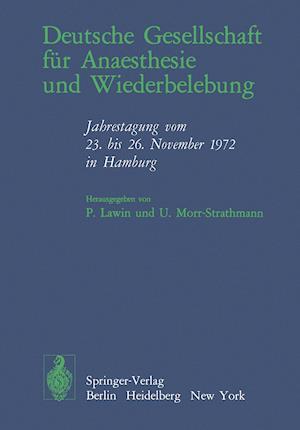 Deutsche Gesellschaft fur Anaesthesie und Wiederbelebung
