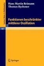 Funktionen Beschrankter Mittlerer Oszillation af T. Rychener, H. M. Reimann