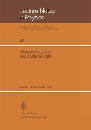 Interplanetary Dust and Zodiacal Light