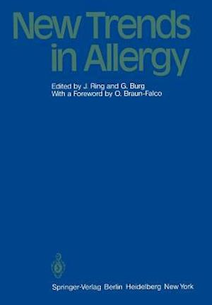 New Trends in Allergy
