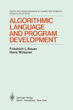 Algorithmic Language and Program Development af Bauer