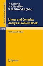 Linear Und Complex Analysis Problem Book (Lecture Notes in Mathematics, nr. 1043)