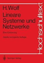 Lineare Systeme Und Netzwerke af Hellmuth Wolf