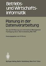 Planung in Der Datenverarbeitung af Horst Strunz