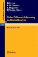Global Differential Geometry and Global Analysis 1984 af Dirk Ferus