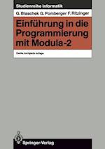 Einfuhrung in Die Programmierung Mit Modula-2 (Studienreihe Informatik)