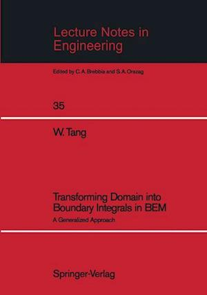 Transforming Domain into Boundary Integrals in BEM : A Generalized Approach