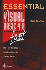 Essential Visual Basic 4.0 Fast (Essential Springer Verlag)