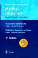 Medical Dictionary/Diccionario de Medicina/Dicionario de termos medicos