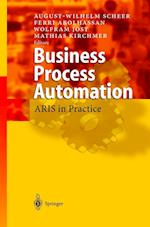 Business Process Automation af Scheer August Wilhelm, Mathias Kirchmer, Ferri Abolhassan