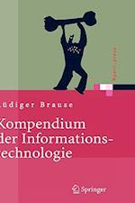 Kompendium der Informationstechnologie (Xpert.press)