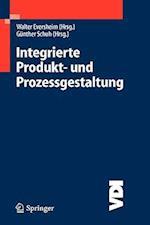 Integrierte Produkt- Und Prozessgestaltung af Walter Eversheim