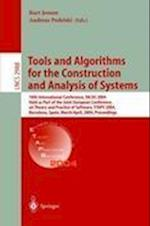 Tools and Algorithms for the Construction and Analysis of Systems af Kurt Jensen, Andreas Podelski