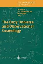 The Early Universe and Observational Cosmology (LECTURE NOTES IN PHYSICS, nr. 646)