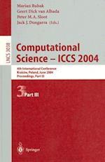 Computational Science - ICCS 2004