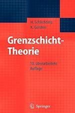 Grenzschicht-Theorie af Klaus Gersten, H. Schlichting, Herrmann Schlichting