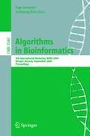 Algorithms in Bioinformatics : 4th International Workshop, WABI 2004, Bergen, Norway, September 17-21, 2004, Proceedings