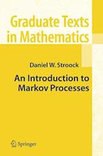 An Introduction to Markov Processes (GRADUATE TEXTS IN MATHEMATICS, nr. 230)