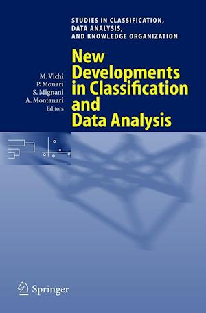 New Developments in Classification and Data Analysis : Proceedings of the Meeting of the Classification and Data Analysis Group (CLADAG) of the Italia
