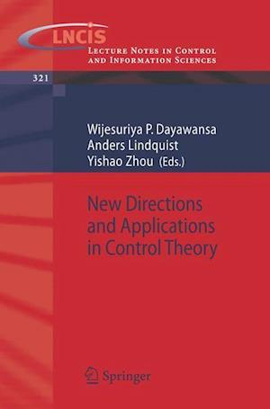 New Directions and Applications in Control Theory