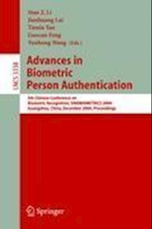 Advances in Biometric Person Authentication : 5th Chinese Conference on Biometric Recognition, SINOBIOMETRICS 2004, Guangzhou, China, December 13-14,
