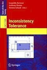 Inconsistency Tolerance (Lecture Notes in Computer Science, nr. 3300)