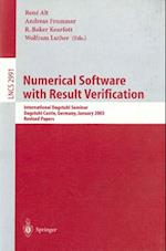 Numerical Software with Result Verification (Lecture Notes in Computer Science)