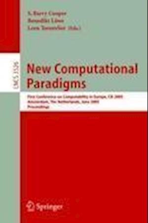 New Computational Paradigms