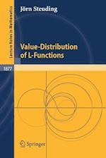 Value-distribution of L-functions af Jorn Steuding