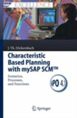 Characteristic Based Planning with mySAP SCM
