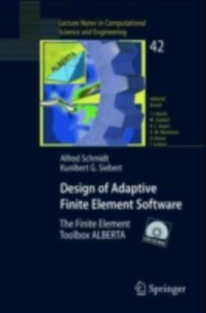 Design of Adaptive Finite Element Software