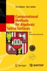Computational Methods for Algebraic Spline Surfaces