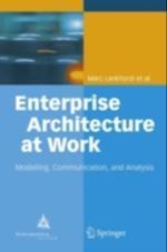 Enterprise Architecture at Work af Marc Lankhorst