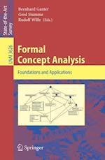 Formal Concept Analysis af Rudolf Wille