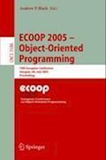 ECOOP 2005 af Andrew P Black, Andrew Black