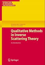 Qualitative Methods in Inverse Scattering Theory : An Introduction