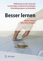 Besser Lernen af Martin Schuster, Hans-Dieter Dumpert
