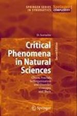 Critical Phenomena in Natural Sciences : Chaos, Fractals, Selforganization and Disorder: Concepts and Tools