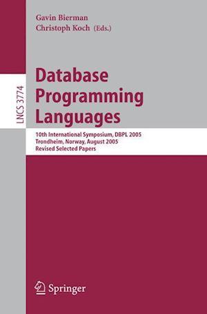 Database Programming Languages